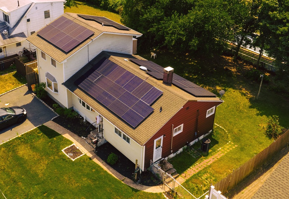 solar home in brentwood