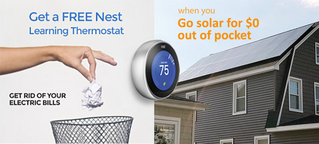 Free nest thermostat with home