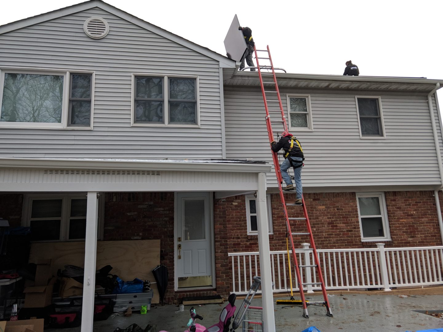 solar home installers